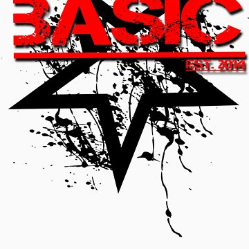 Basic Clothing  Est.2014  by stevenshaw12345