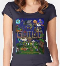 The Guild Women's Fitted Scoop T-Shirt