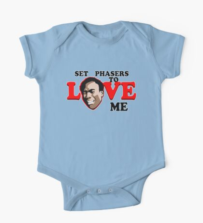 Set Phasers to Love Kids Clothes