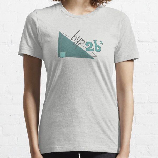 Hyp 2b(squared) - green Essential T-Shirt