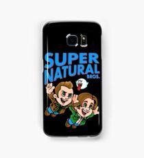 Super Natural Bros Samsung Galaxy Case/Skin