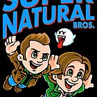 Super Natural Bros by harebrained