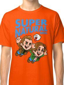 Super Natural Bros Classic T-Shirt