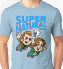 Super Natural Bros Unisex T-Shirt