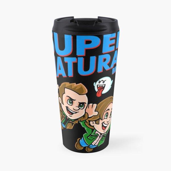 Super Natural Bros Travel Mug