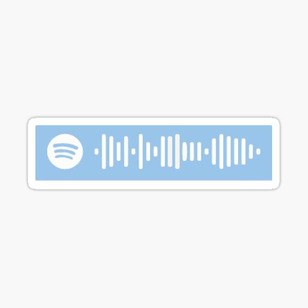 UCLA Spotify Code Sticker