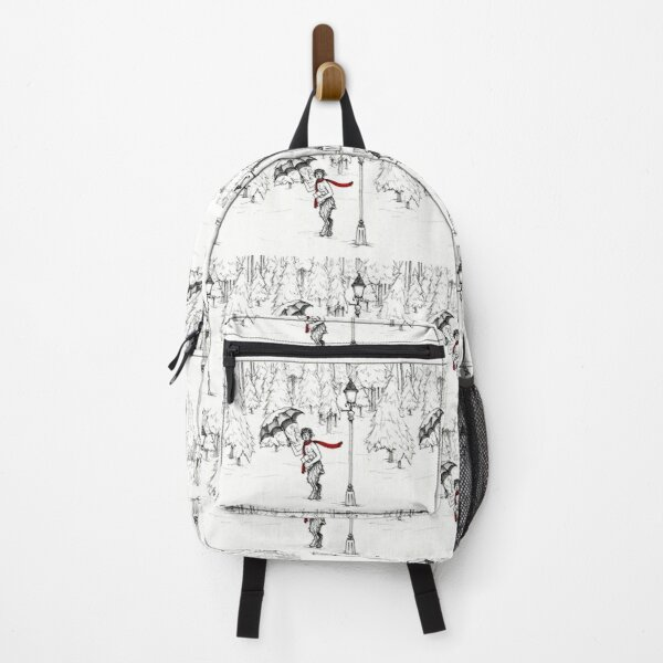 The Lion, The Witch, and the Wardrobe, The Chronicles of Narnia Mr. Tumnus Backpack