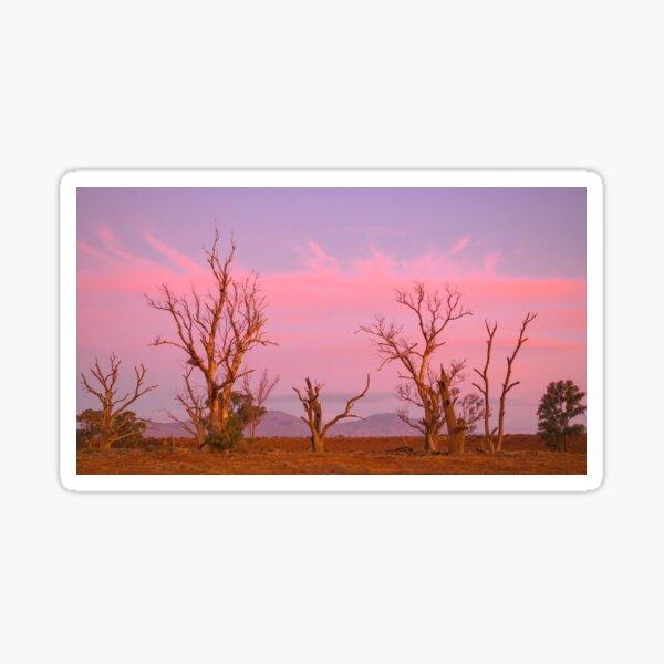 Flinders Sunset Sticker