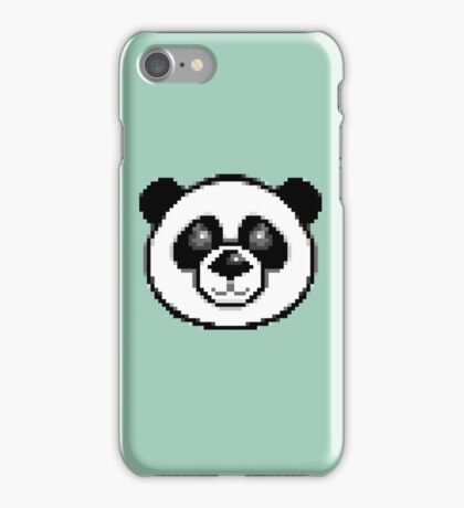 Pixel Panda iPhone Case/Skin