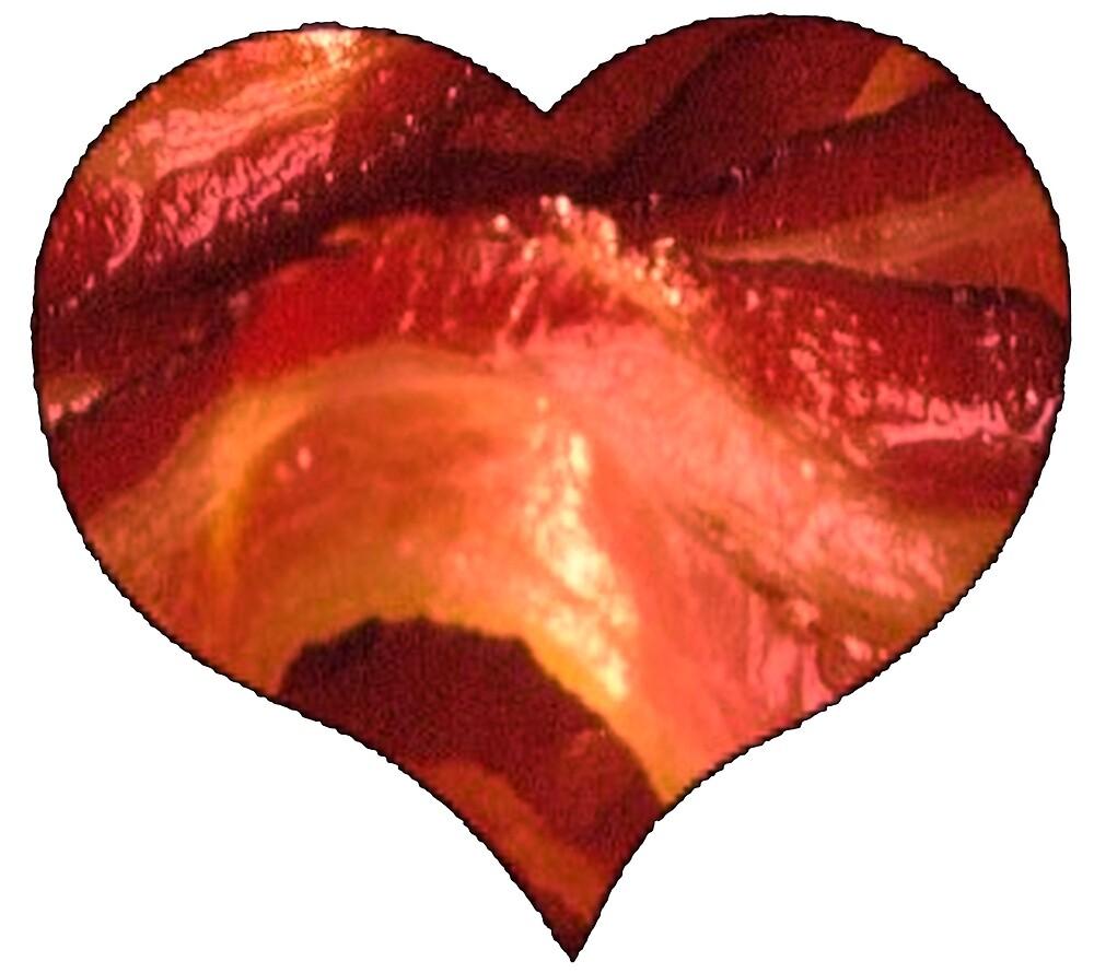 Bacon Love by Bantamflex