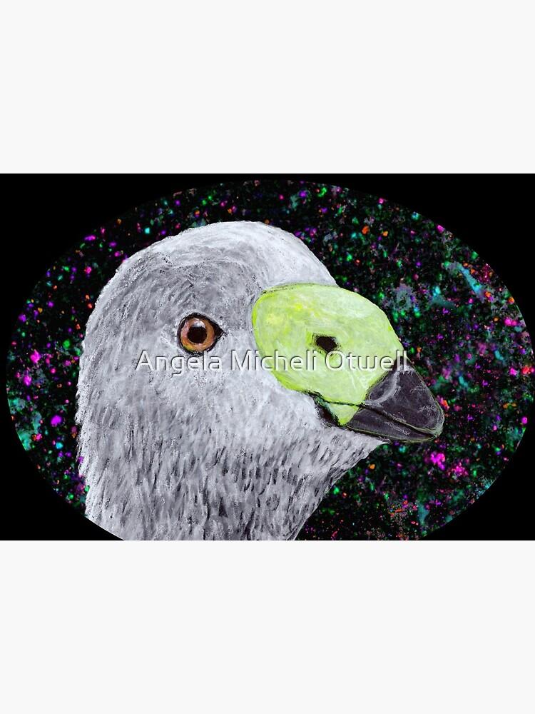 Trippy Goose by ByFitsAndStarts