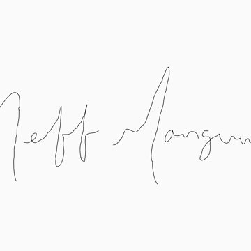 Jeff Mangum Signature by jakel