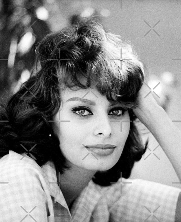 Sophia Loren Young Ipad Case Skin By Mikejak Redbubble