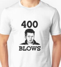 "Francois Truffaut's ""400 Blows T-Shirt"