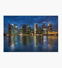 Marina Bay Photographic Print