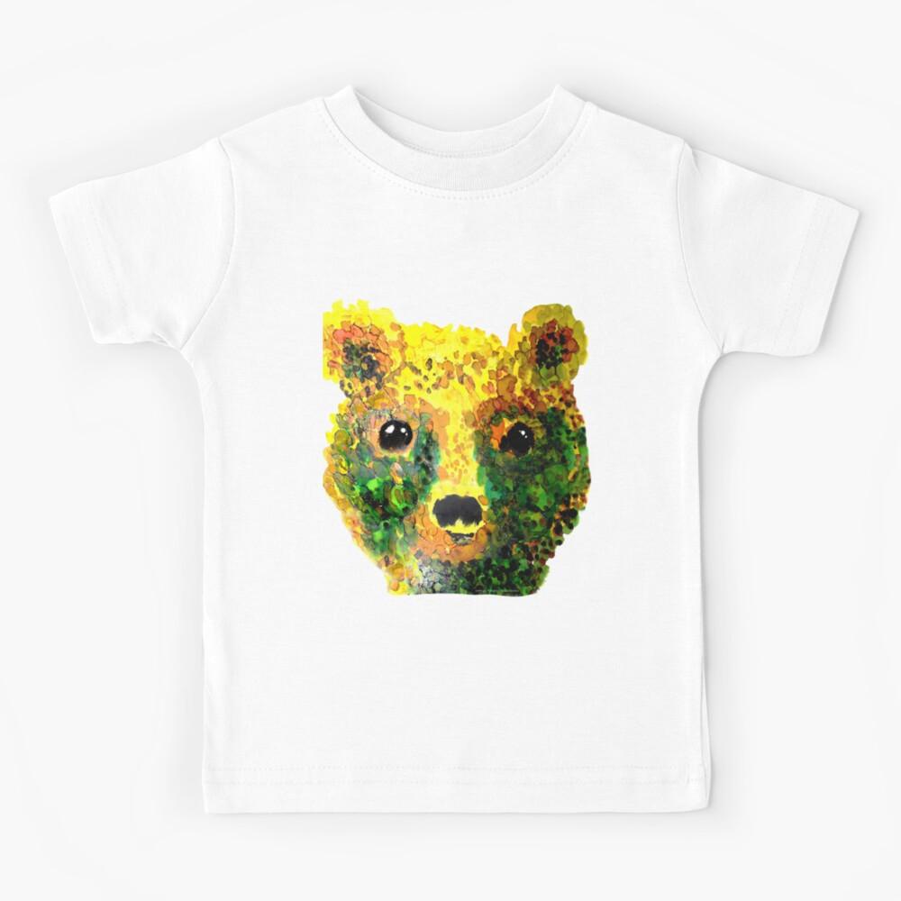 Baby Bear Bobby Kids T-Shirt