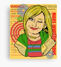 Veronica Mars Canvas Print