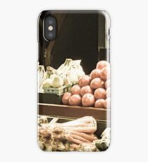 The Farmers Market - Amish iPhone Case