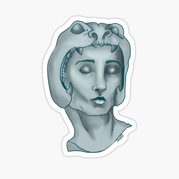 Alexander the Great Sticker