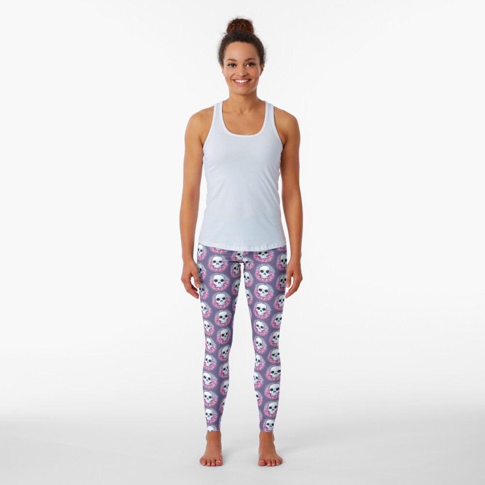 Nuwave Memento Mori Leggings
