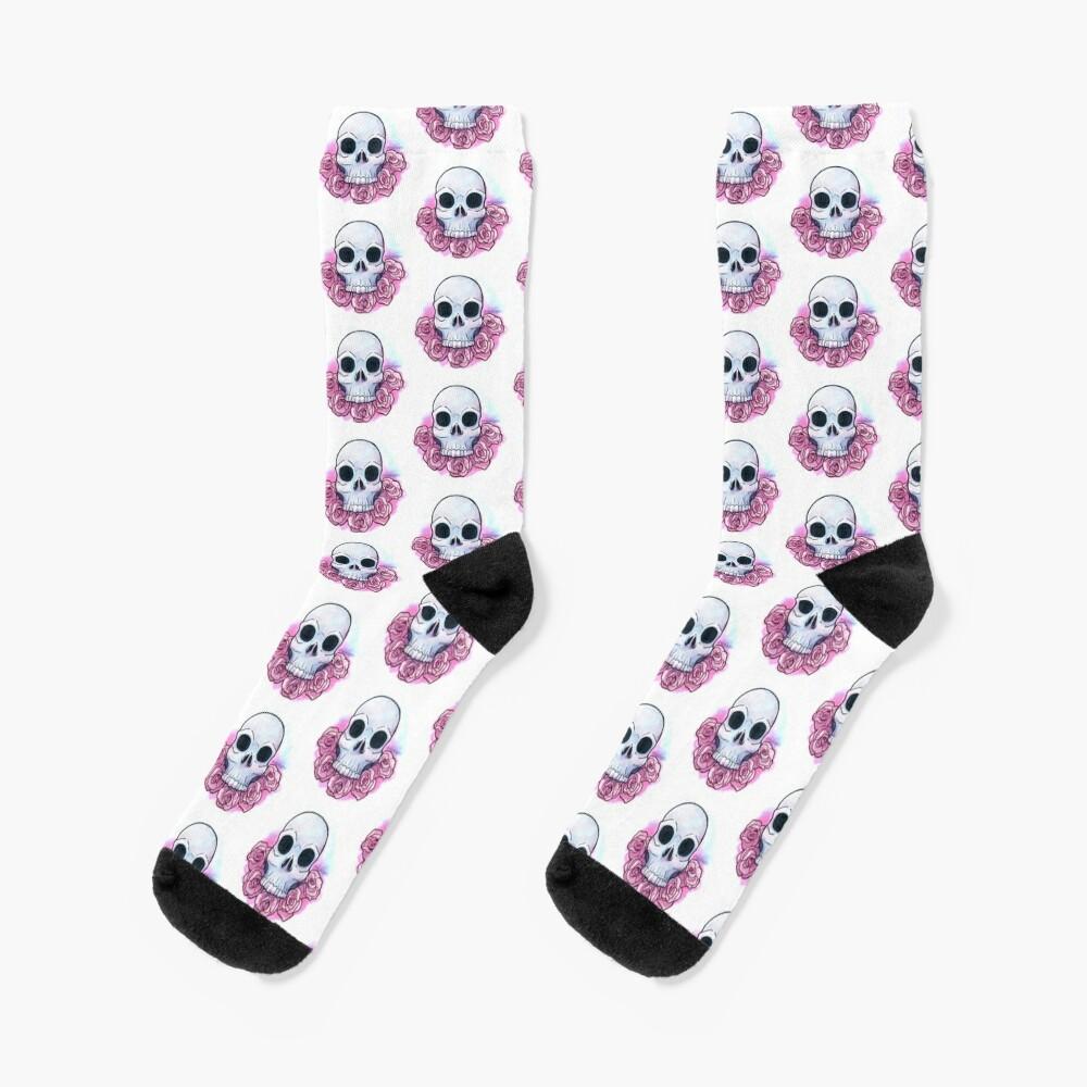 Nuwave Memento Mori Socks
