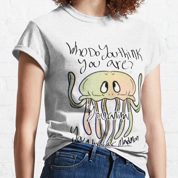 Goochy - Who do you think you are? Classic T-Shirt