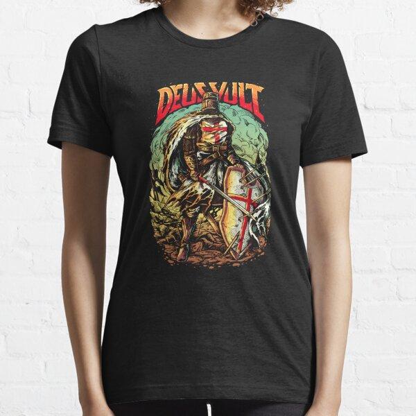 DEUS VULT Knight Essential T-Shirt