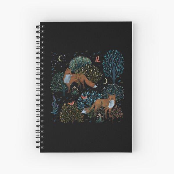 Forest Fox  Spiral Notebook