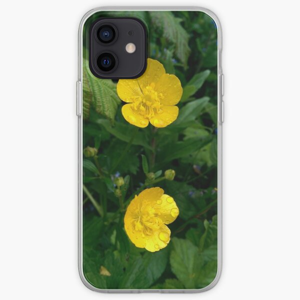 Buttercups iPhone Soft Case