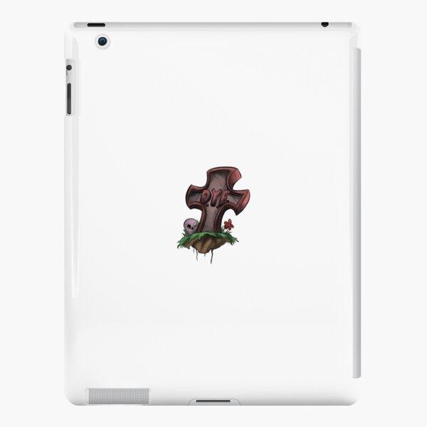 Clear DYE Logo iPad Snap Case