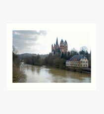 Limburg an der Lahn Art Print