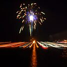Welcome 2014 Fireworks by bazcelt