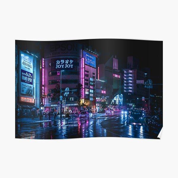 Matsumoto, Japan Poster