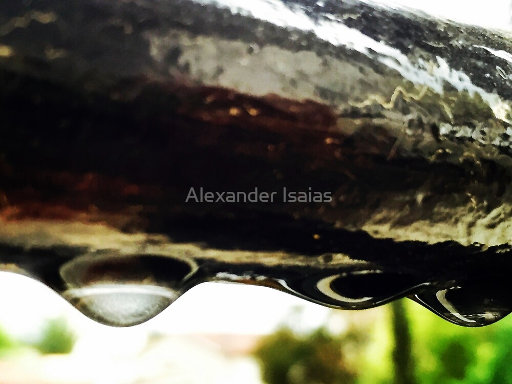 """""""Raindrops"""" by Alexander Isaias"""