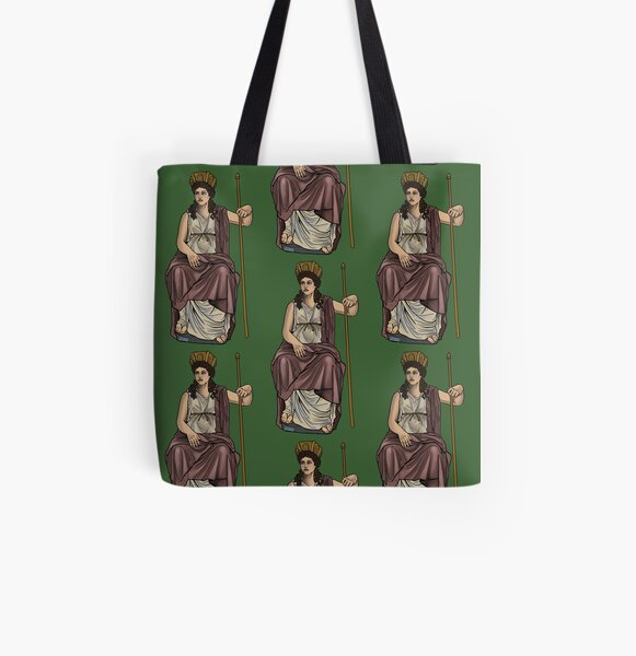 Cybele All Over Print Tote Bag