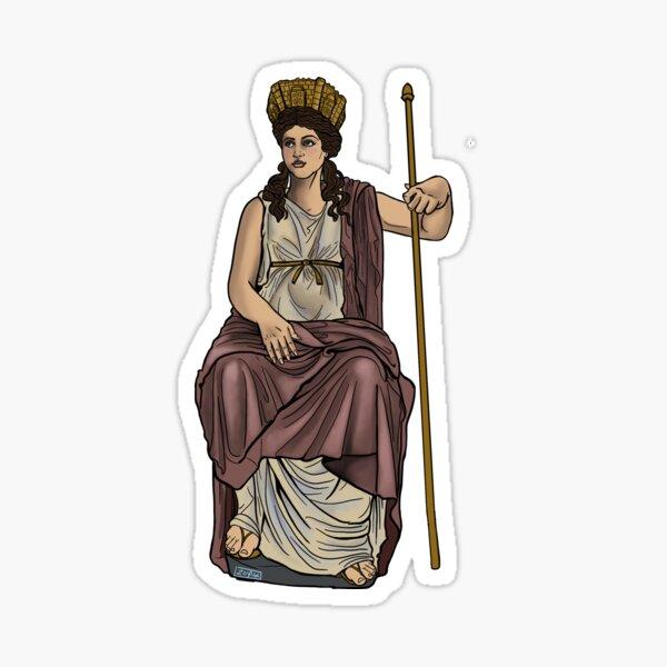 Cybele Sticker