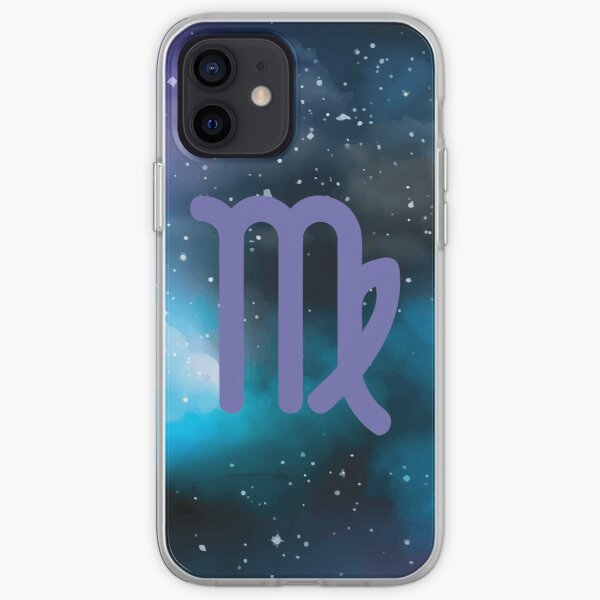 Virgo iPhone Soft Case