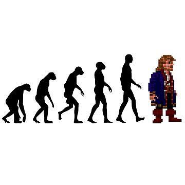 Guybrush Evolution by Dandi-boy