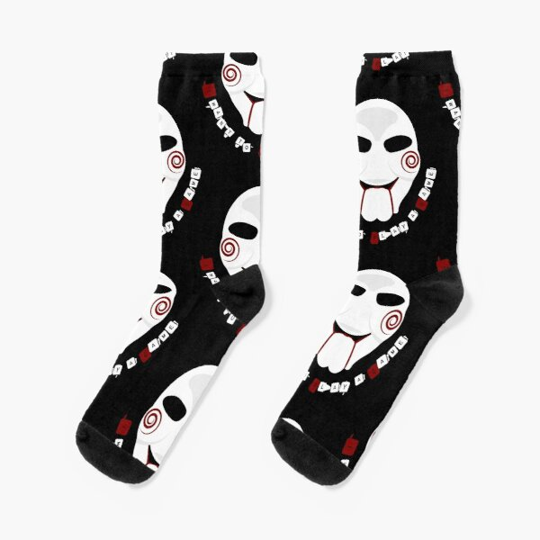 Jigsaw - Billy - I want to play a game Socks