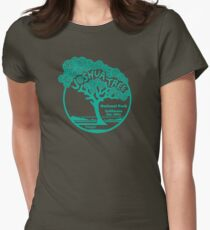 Joshua Tree National Park Women's Fitted T-Shirt
