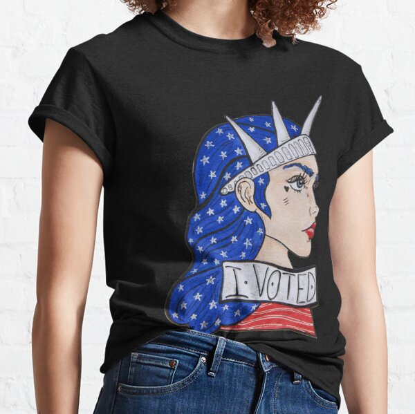 I Voted Classic T-Shirt