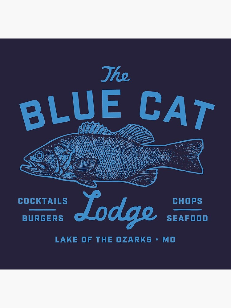 Blue Cat Lodge by lorenklein