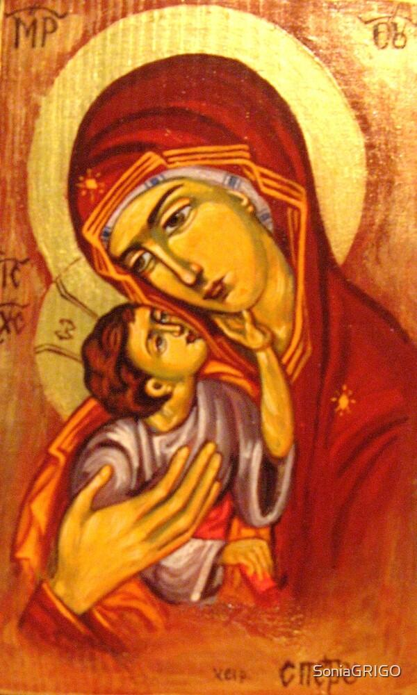 Mary by SoniaGRIGO
