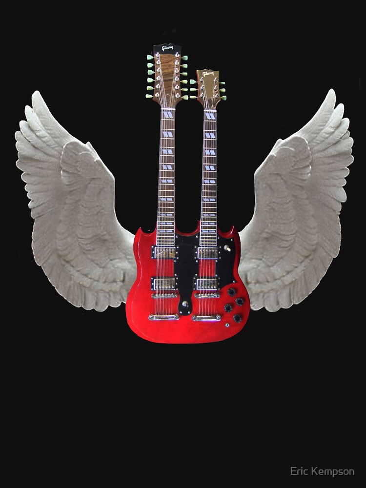 Rock Angel, T Shirts & Hoodies. ipad & iphone cases by kempson