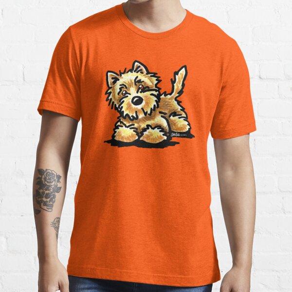 Wheaten Cairn Terrier Essential T-Shirt