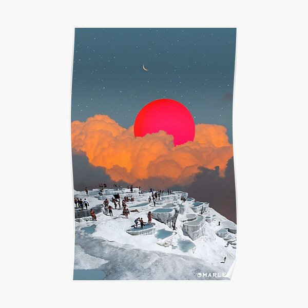 Amongst the Clouds Poster