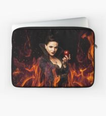The Evil Queen - Once Upon a time Laptop Sleeve