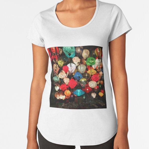 lanterns Premium Scoop T-Shirt