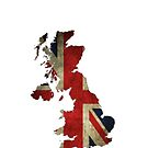 Great Britain - England by halamadrid