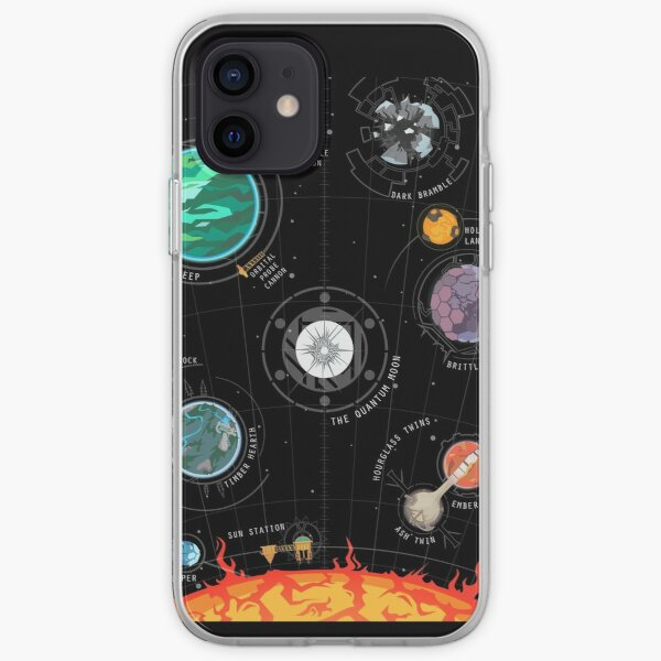 Outer Wilds System iPhone Soft Case